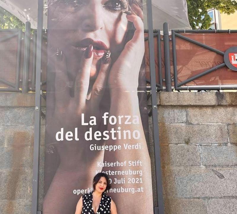 ORF III - La Forza del Destino an der Oper Klosterneuburg