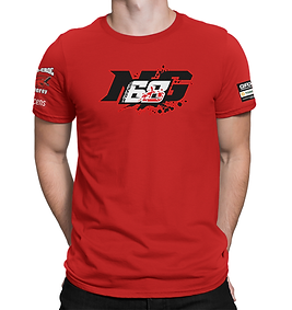 Red Crew Neck Tee 2.png