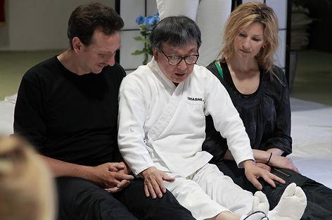 Il Maestro Ohashi a Bari - Corsi Ohashiatsu a Bari