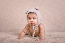 studio for baby photography