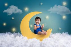 creative baby photographer from kochi
