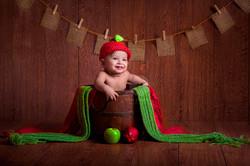 baby photo shoot in Cochin