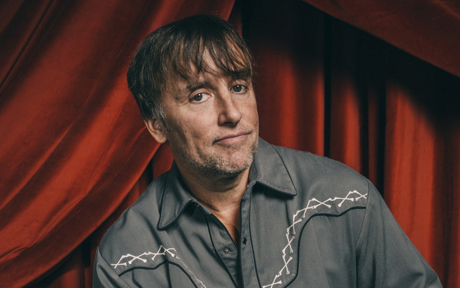 Richard Linklater Talks the Future of Cinema—in His Own Empty Theatre