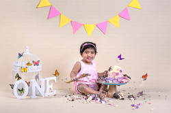 cake smash packages in kochi