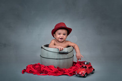 specialised baby photographer