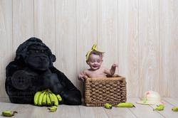 Baby photographer in Cochin