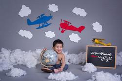 creative baby photographer kerala