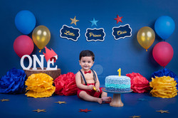creative birthday photography