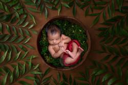 professional infant photographer