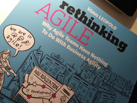 Recenzja: Rethinking Agile – Jesteśmy ^%$#ście zwinni!
