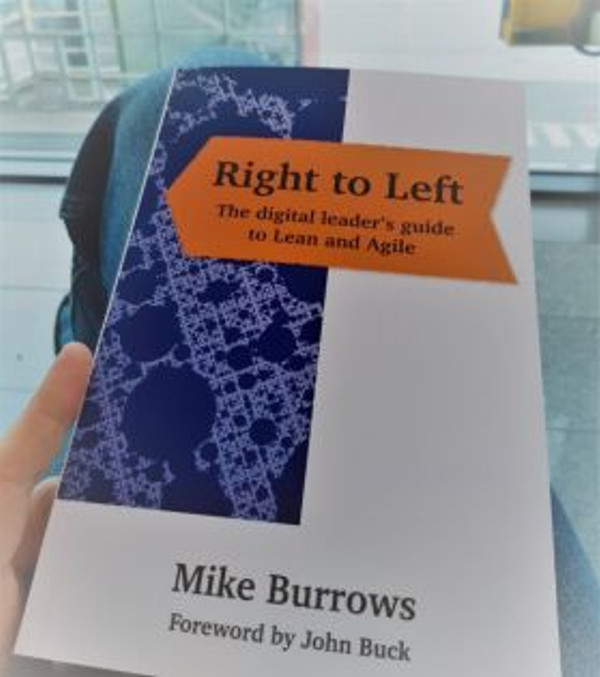 Right to Left - Mike Burrows