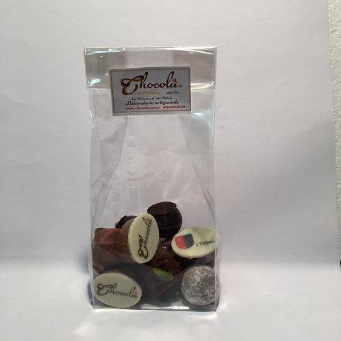 Confezione sciolti Truffes e/o cioccolatini (100gr)