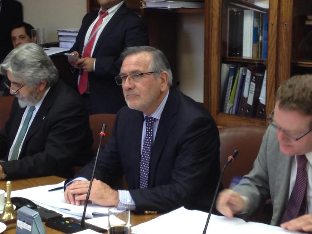 Diputado Raúl Saldívar