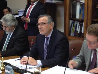 """Primera cuenta pública del Congreso: Diputado Raúl Saldívar destaca que """"hay que tener más probidad"""
