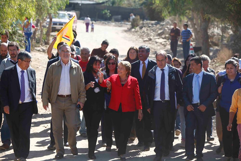 Diputado Raúl Saldívar (PS) saluda a trabajadores y reafirmó compromiso de aprobar Reforma Laboral