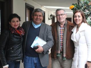 """Diputado Raúl Saldívar (PS): """"Es necesario que el Ejecutivo comience las gestiones para que Inacap r"""