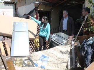 """Raúl Saldívar (PS): """"El Gobierno respondió de manera concreta y eficaz ante la magnitud del terremot"""