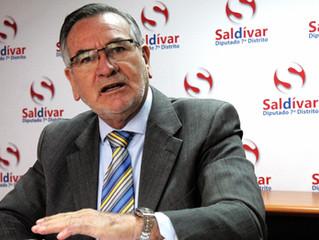 """Diputado Raúl Saldívar (PS): """"El pisco es chileno, tiene raigambre y tiene en lo cultural, profundid"""