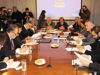Comisión DD.HH: Raúl Saldívar (PS) anunció Comisión Bicameral para acordar agenda temática luego de