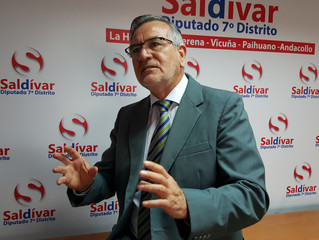 """Raúl Saldívar (PS) y declaración de Monumento Histórico: """"Un paso más hacia la Justicia por todas la"""