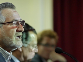 Diputado Raúl Saldívar (PS) entregó proyecto que establece indemnizaciones por parte del Estado en c