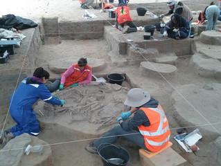 Hallazgos arqueológicos en La Serena: Diputado Raúl Saldívar (PS) realiza gestiones para que MOP con