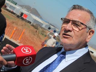 Diputado Saldívar (PS) insiste en necesidad de derogar ley Reservada del Cobre para proteger a Codel