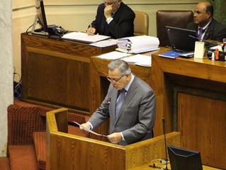 Raúl Saldívar (PS) destaca aprobación proyecto que crea Subsecretaría encargada de generar política