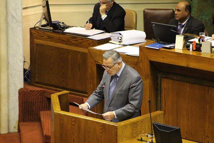 Diputado Raúl Saldívar, Presidente Comisión DD.HH. Cámara de Diputados