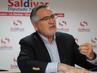 """Diputado Raúl Saldívar (PS) y Glosa de Gratuidad: """"300 mil jóvenes podrán estudiar de manera gr"""