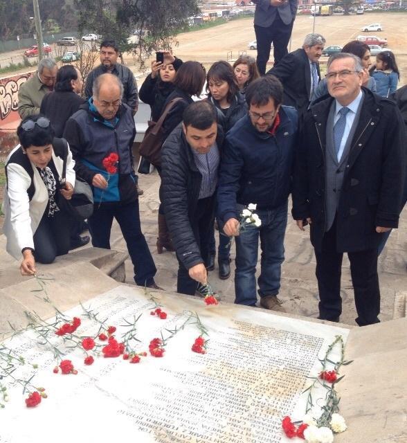 Conmemoración Día del Detenido Desaparecido en La Serena