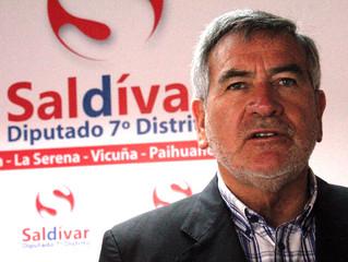 """Raúl Saldívar (PS): """"Le pediría a la Presidenta un esfuerzo más para concretar el anhelado CDT para"""