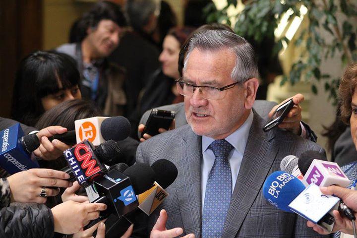 Diputado PS y Presidente Comisión DD.HH. Raúl Saldívar