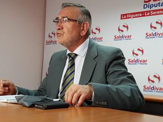 Diputado Saldívar valora y respalda propuesta del gobierno destinada a la inversión hospitalaria par