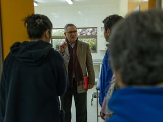 Dip.Saldívar pide acelerar entrega de nuevas salas de urgencia para hospital de Vicuña