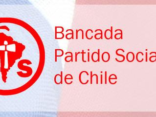 Diputados Socialistas consideran un triunfo respaldo del gobierno a indicación de Bancada PS que eli