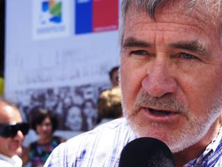 """Diputado Raúl Saldívar (PS): """"Debe existir una norma que prohíba que torres de alta tensión estén ce"""