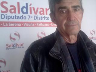 Aliro Zarricueta, Secretario Pescadores de Los Choros agradeció gestiones de diputado Raúl Saldívar: