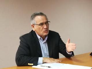Diputado Raúl Saldívar ofició a SISS para exigir a Sanitaria cronograma de inversiones para contar c