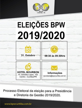 ELEIÇÕES 2019/2020