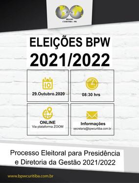CONVOCAÇÃO DO PROCESSO ELEITORAL
