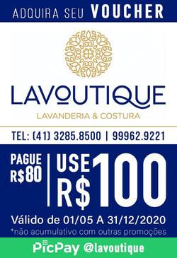 Lavoutique Lavanderia & CosturaLavoutique Lavanderia & Costura