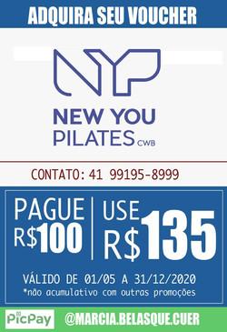 New You Pilates cwb