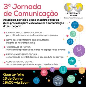 3.ª JORNADA DE COMUNICAÇÃO