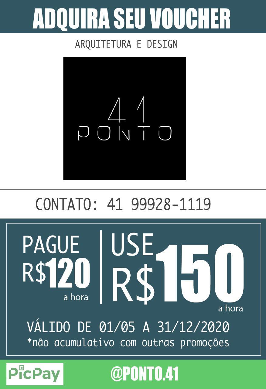 PONTO 41 | ARQUITETURA E DESIGN