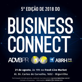 BUSINESS CONNECT - 21/08/2018