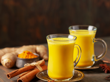 Why Haldi Milk is good for you?