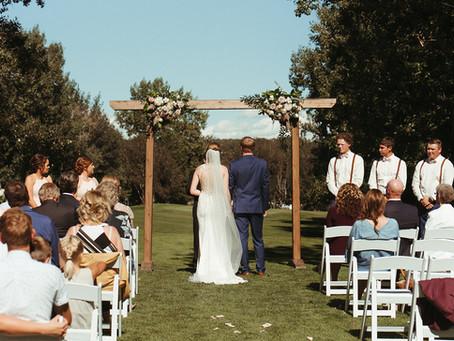 Real Wedding - Matt & Olivia