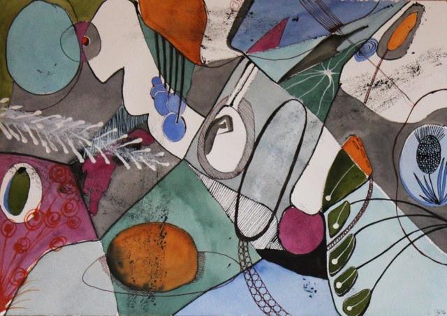 Chaos #5, Jeanne Jabbour