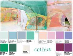 Pastel Color Story
